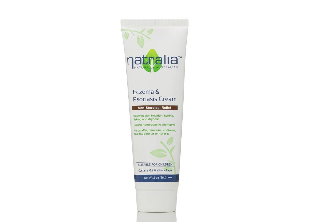 Natralia Eczema and Psoriasis Cream - 2oz