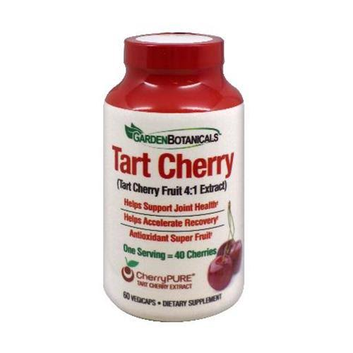 Garden Botanicals Dietary Supplement - Tart Cherry, x60
