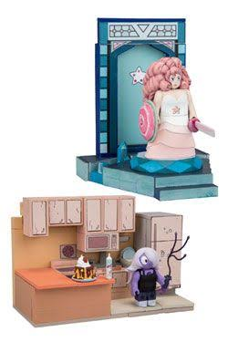 McFarlane Toys Steven Universe Stevens Kitchen Construction Set