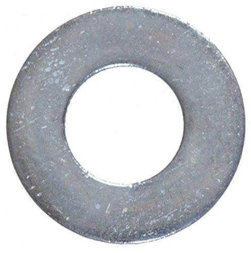 "The Hillman Group Hot Dipped Galvanized Flat Washer - 3/8"", 100pk"