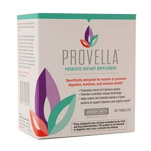 Provella Probiotic Dietary Supplement for Women