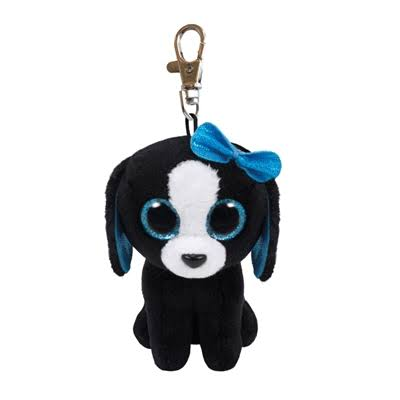 TY Knuffel Beanie Boo's Clip - Tracey, 12cm