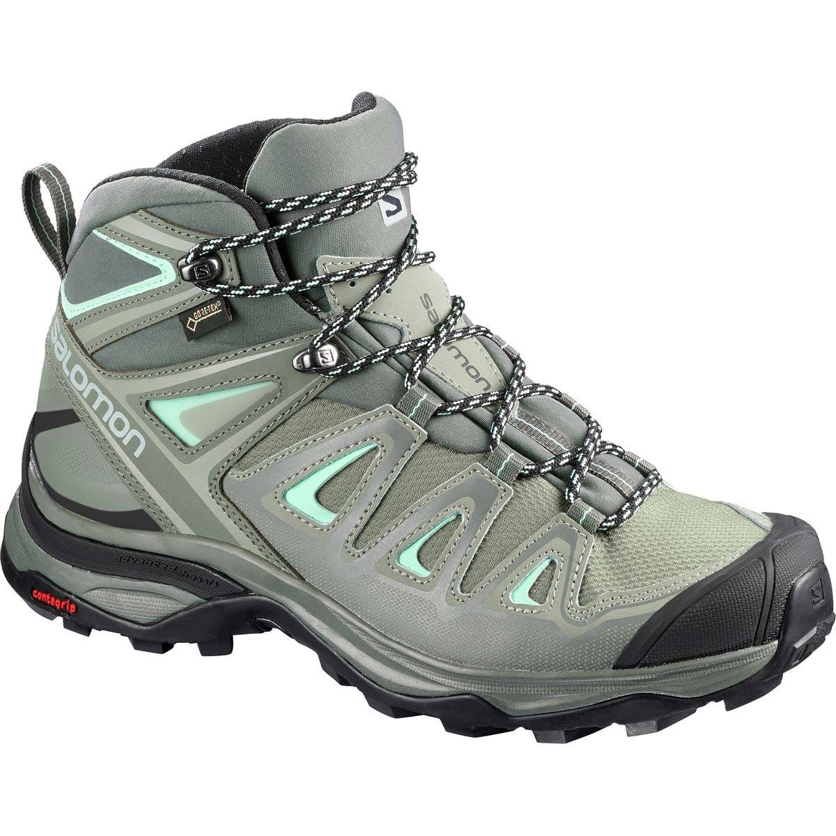 Salomon Women's x Ultra 3 Mid GTX 9.5 / Shadow
