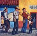 Músicos callejeros