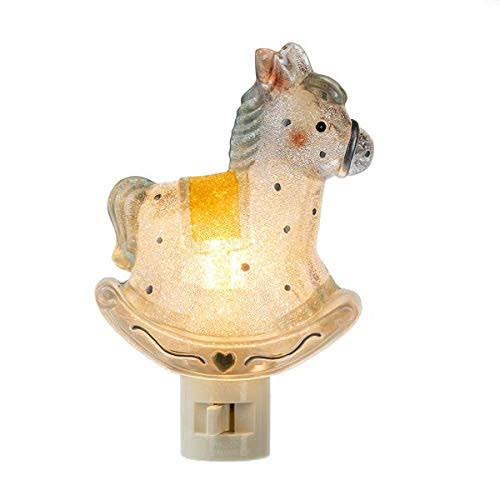 Ganz Baby Night Light Rocking Horse Night-Light One-Size