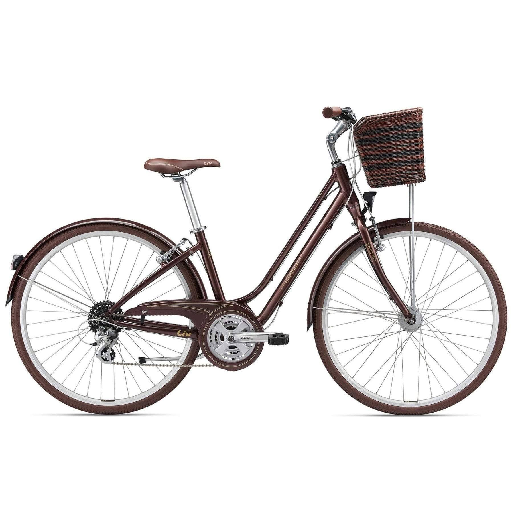 Liv Flourish 2 Women's City Bike