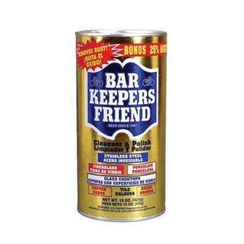 Bar Keepers Friend Cleanser & Polish - 425g