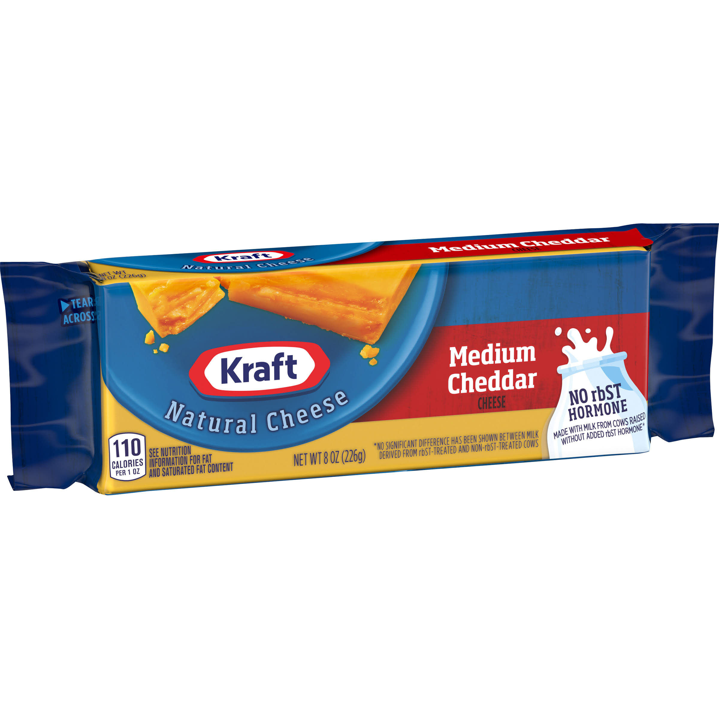 Kraft Medium Cheddar Cheese - 226g