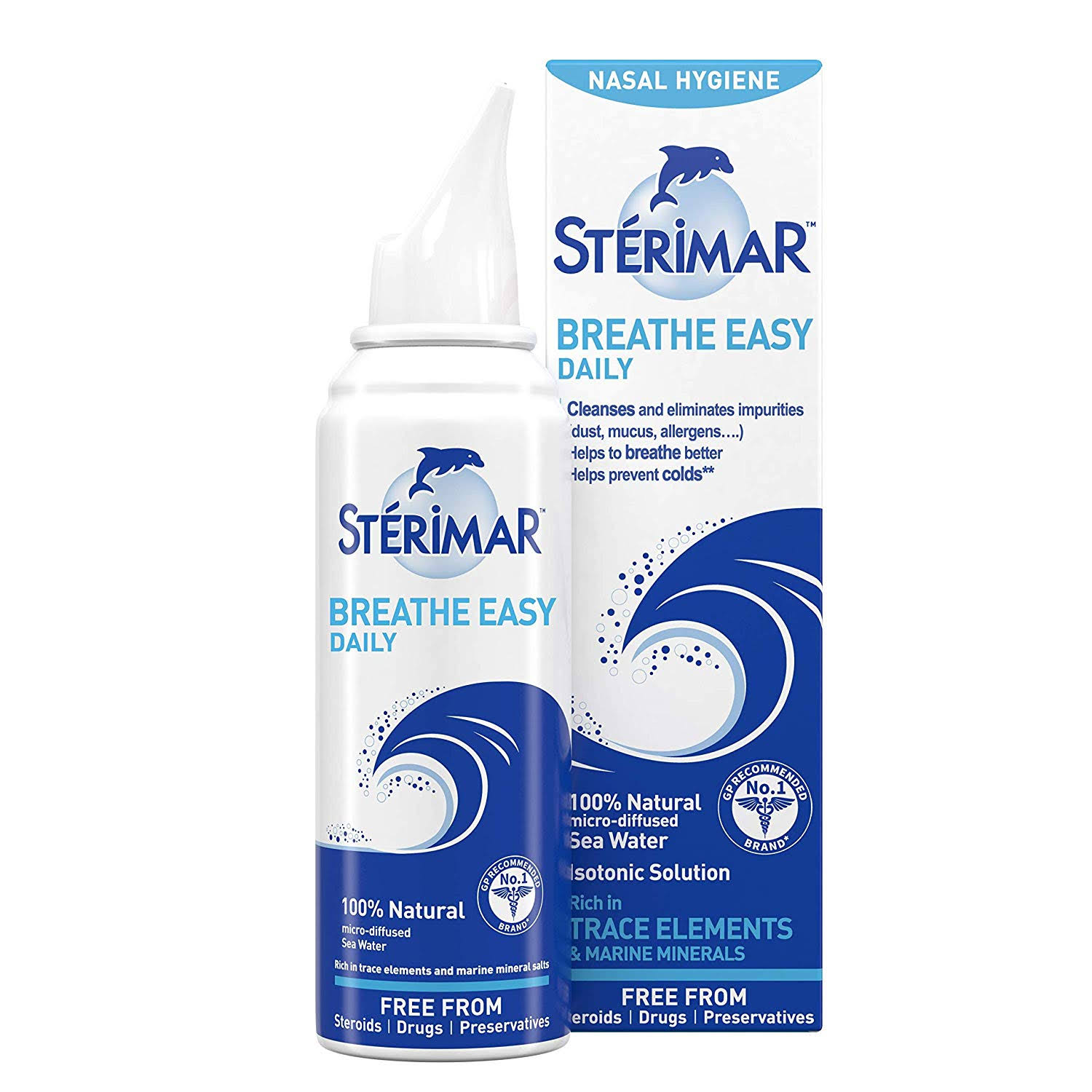 Stérimar Hayfever & Allergies Nasal Spray - 100ml