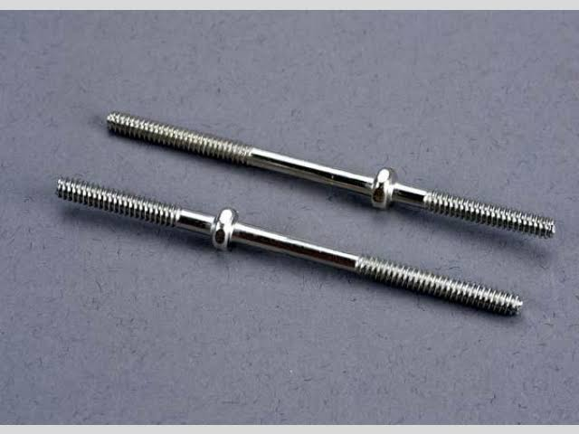 Traxxas Turnbuckles - 62mm, Set of 2
