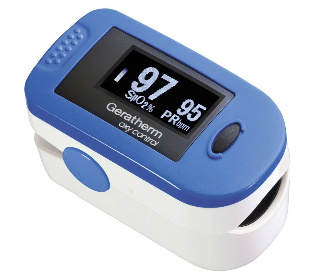 Geratherm Oxy Control Finger-Pulsoximeter