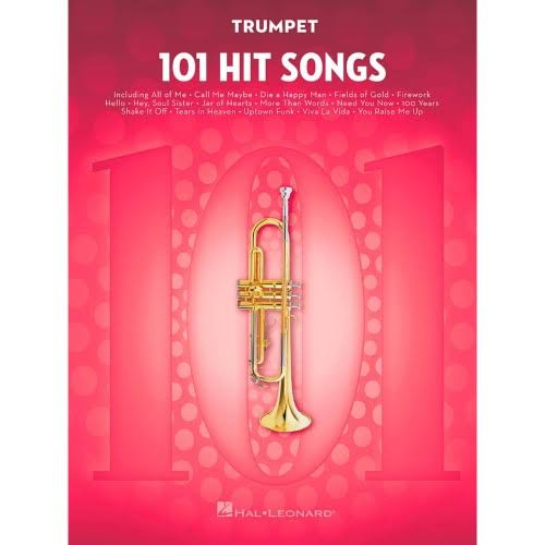 101 Hit Songs for Trumpet - Hal Leonard