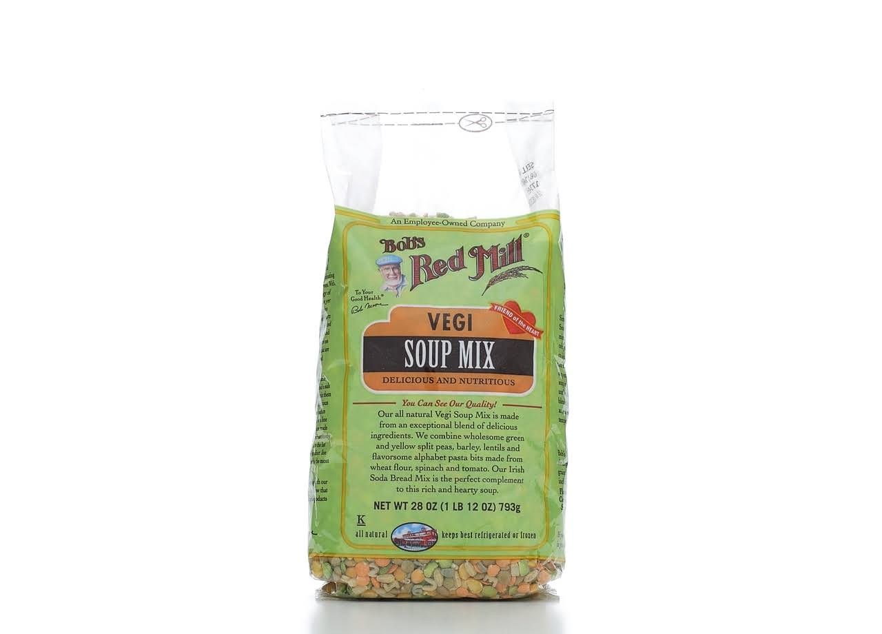 Bob's Red Mill Veggie Soup Mix