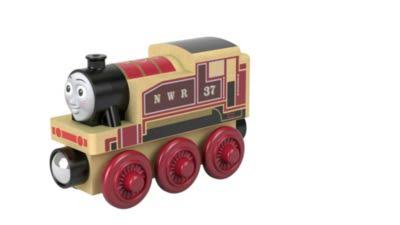 Fisher-Price Thomas and Friends Wood Engine Train Toy - Rosie