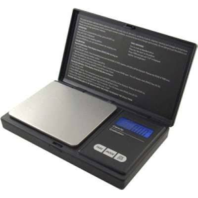 American Weigh Scales AWS-600 Digital Pocket Scale - Black