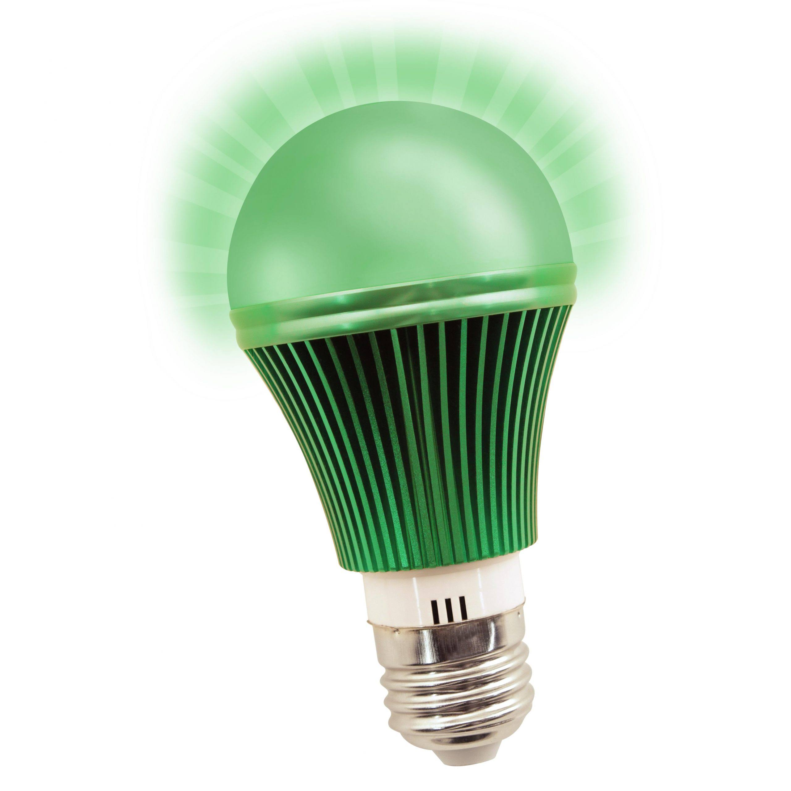 AgroLED 960417 Green LED Night Light-6 Watt