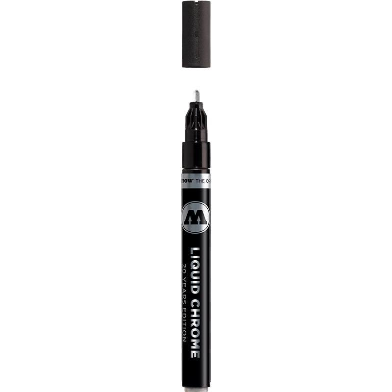 Chartpak Molotow Liquid Chrome Pump Marker