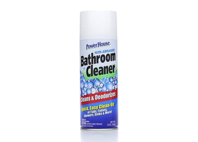 Powerhouse Non-abrasive Bathroom Cleaner