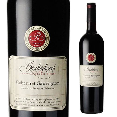 Brotherhood Cabernet Sauvignon - Lake County, United States