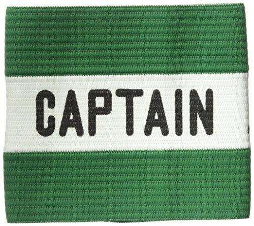 Kwik Goal Youth Captain Armband - Green