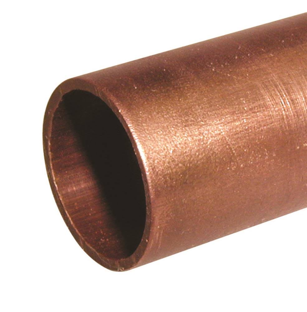 Mueller Streamline Copper Pipe - Type L, 10'