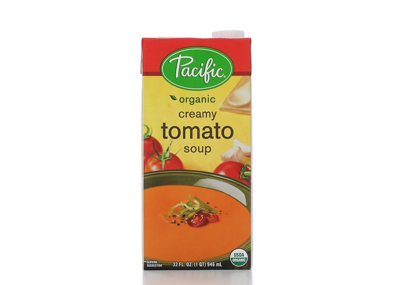 Pacific Natural Foods Organic Creamy Tomato Soup - 32oz