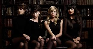 Pll Halloween Special by Pretty Little Liars Strange Funeral