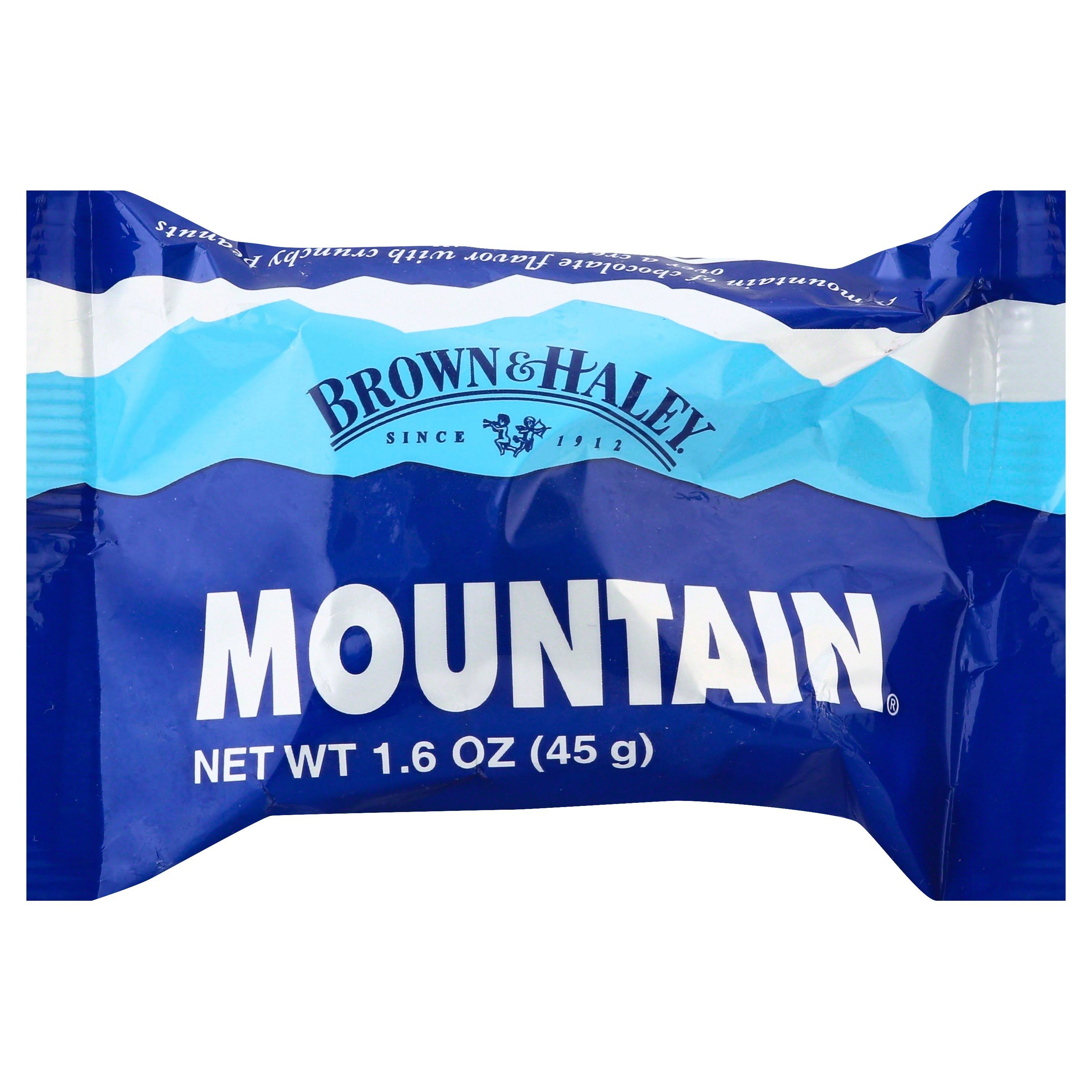 Brown & Haley Mountain Bar - 45g