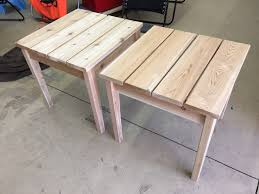 simple outdoor side table rogue engineer