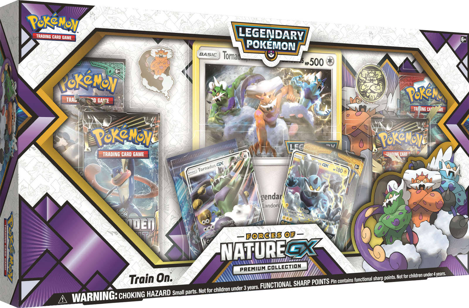 Pokemon Forces of Nature GX - Premium Collection