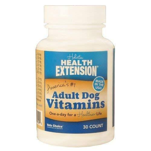 Health Extension Adult Dog Vitamins - 30 ct