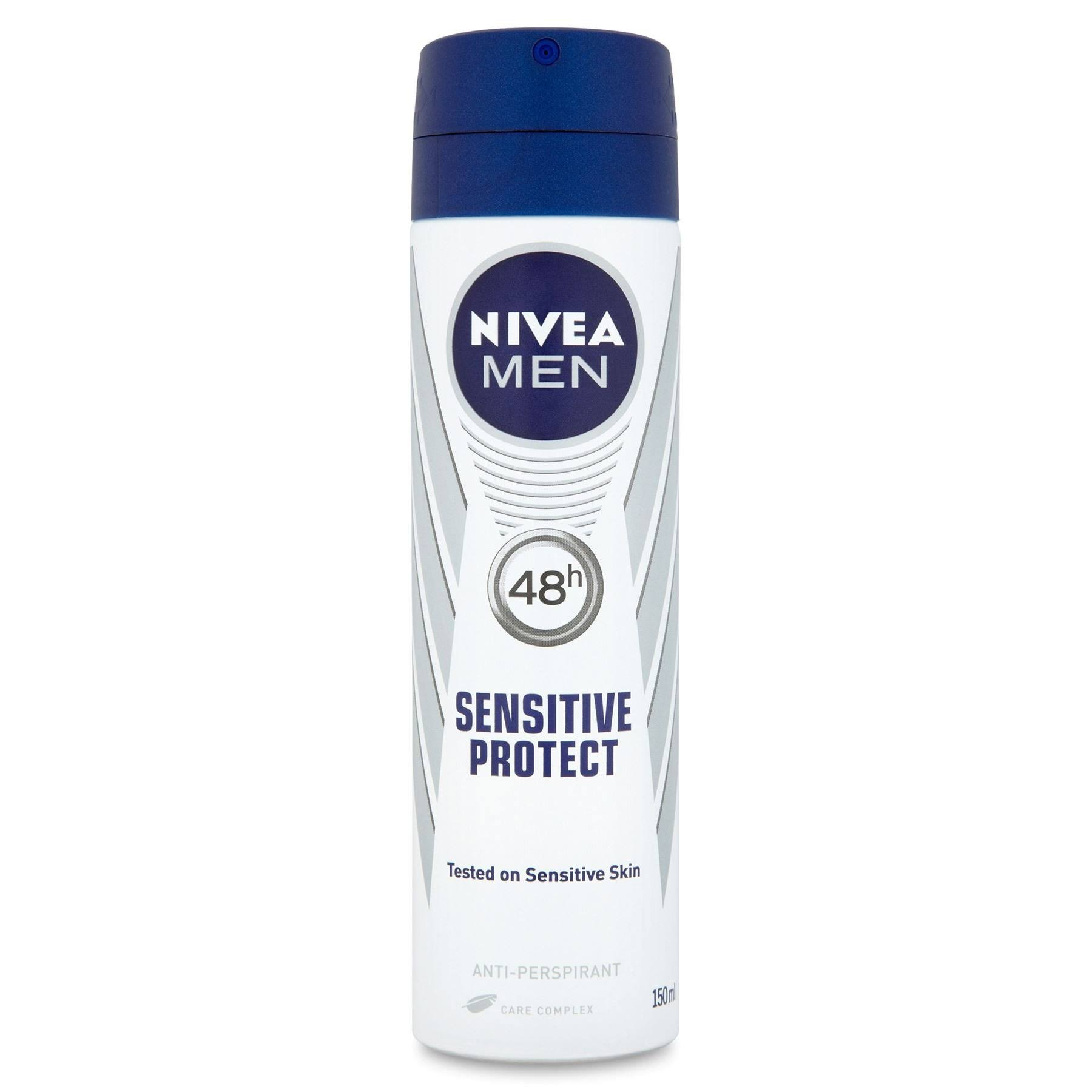 Nivea Men's Sensitive Protect Spray - 150ml