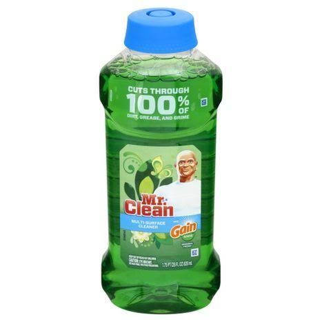 Mr Clean Multi-Purpose Cleaner, Original Fresh - 1.75 pt