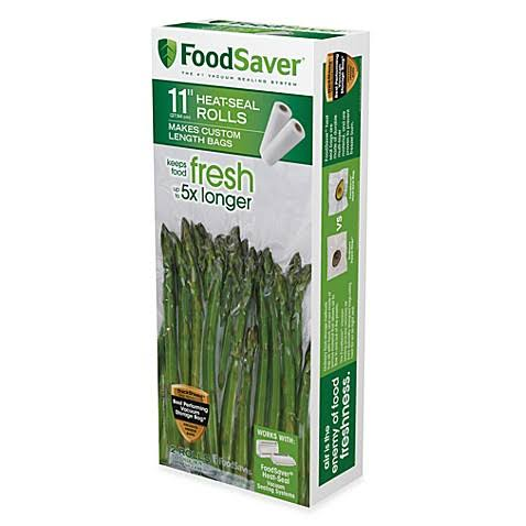 "Foodsaver Roll Bags - 11"" X 16'"