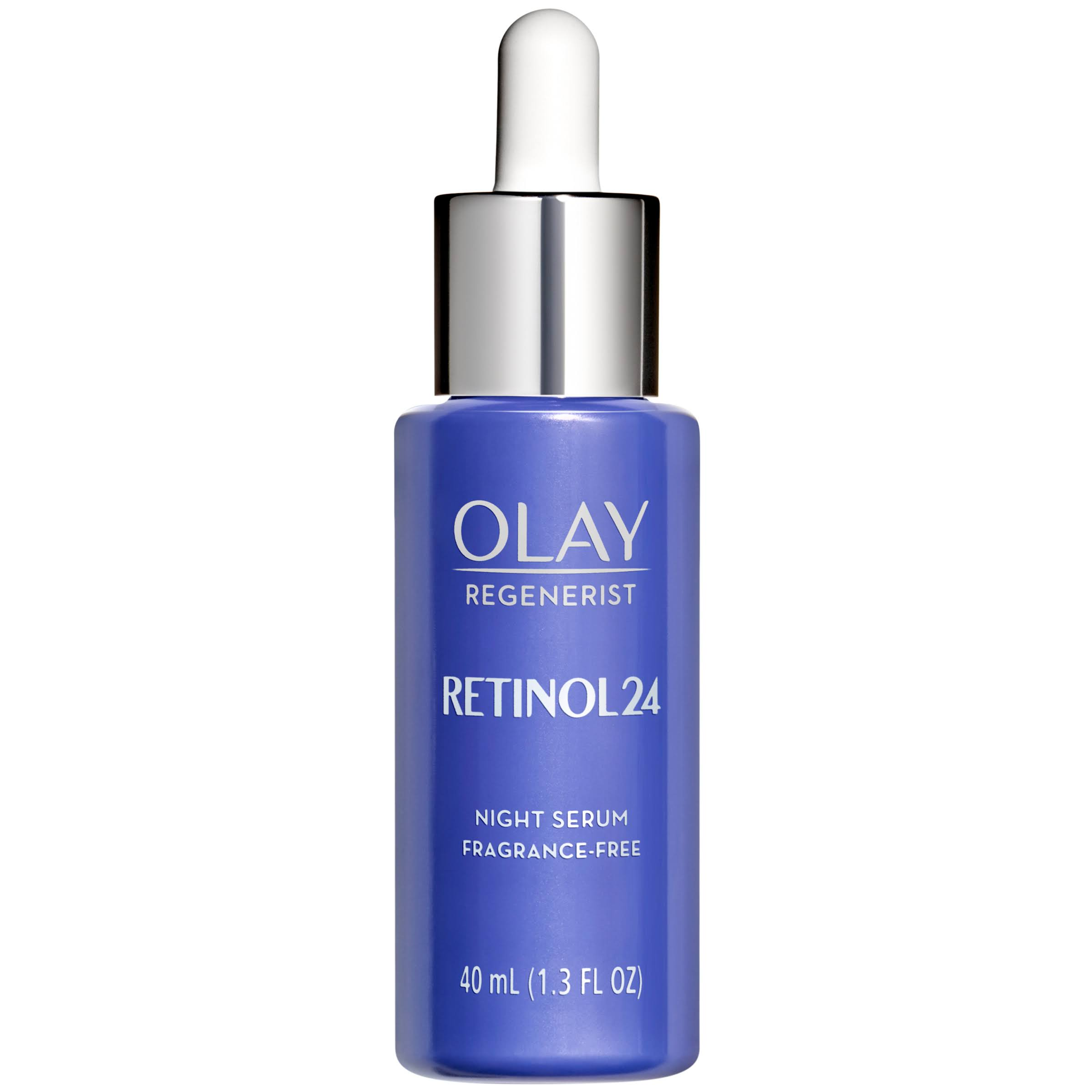 Olay Regenerist Retinol 24 Night Facial Serum - 1.3oz