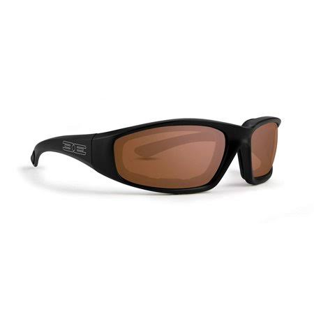 Epoch Foam Photochromic Sunglasses - Black/Amber/Smoke
