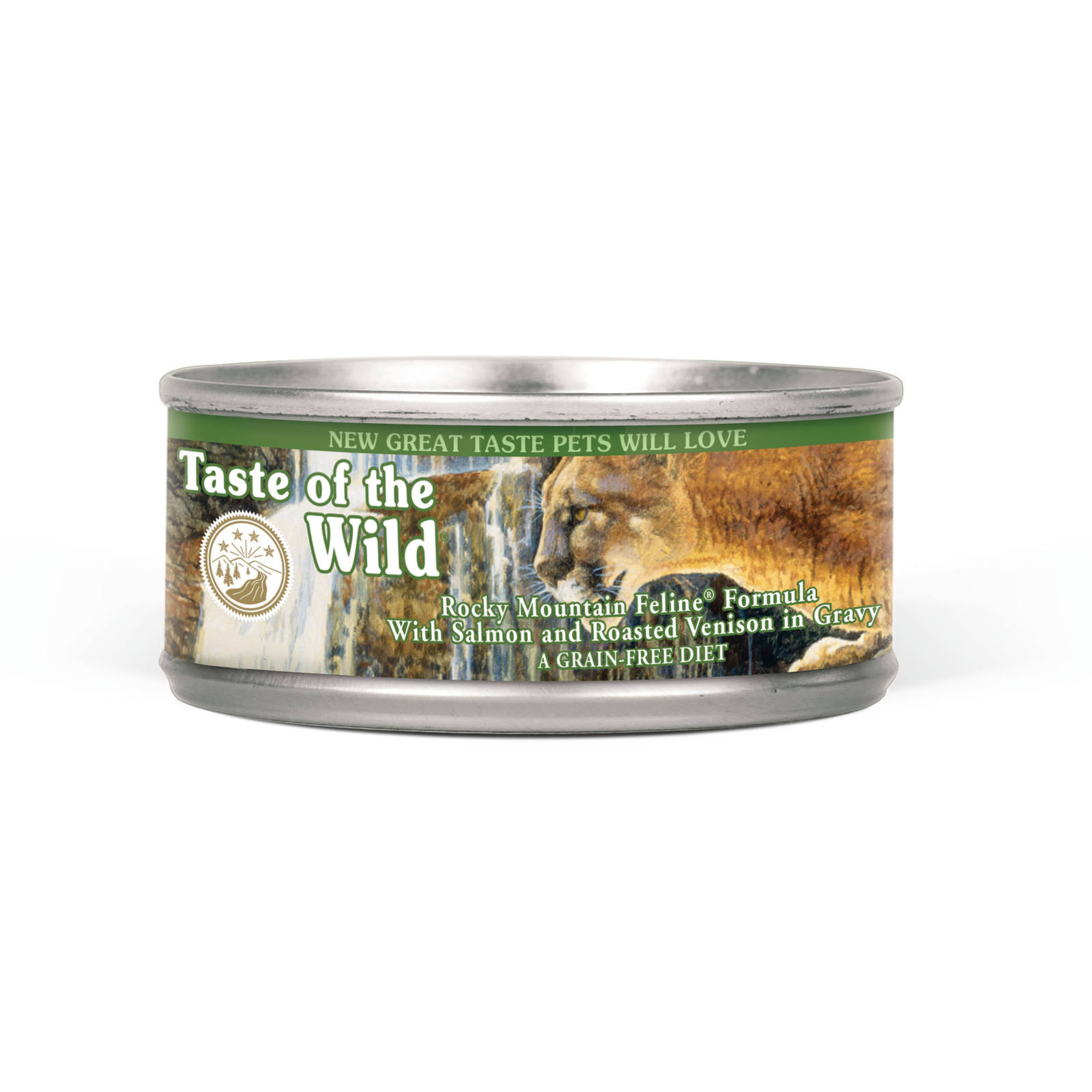 Taste of the Wild Cat Food - Rocky Mountain