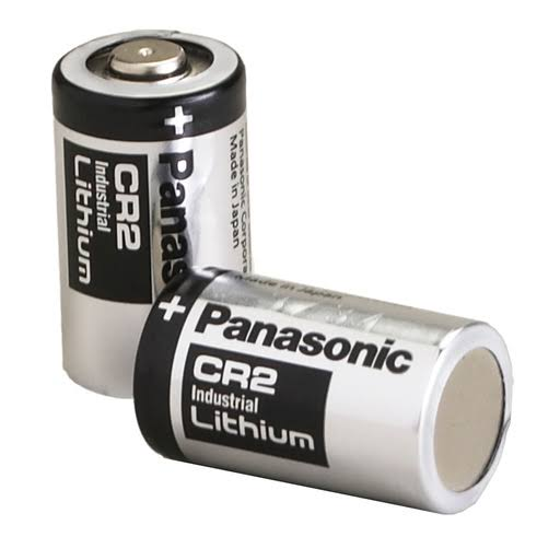 Streamlight CR2 Lithium Batteries - 2pk