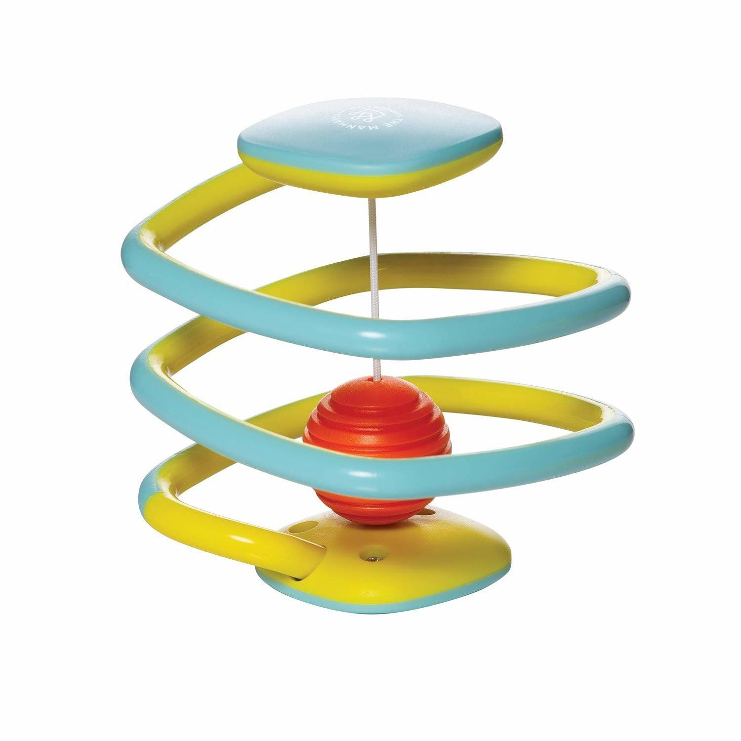 Manhattan Toy Bounce Baby Rattle Activity & Development Toy
