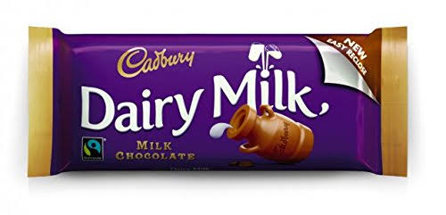 Cadbury Dairy Milk Chocolate Bar - 53g