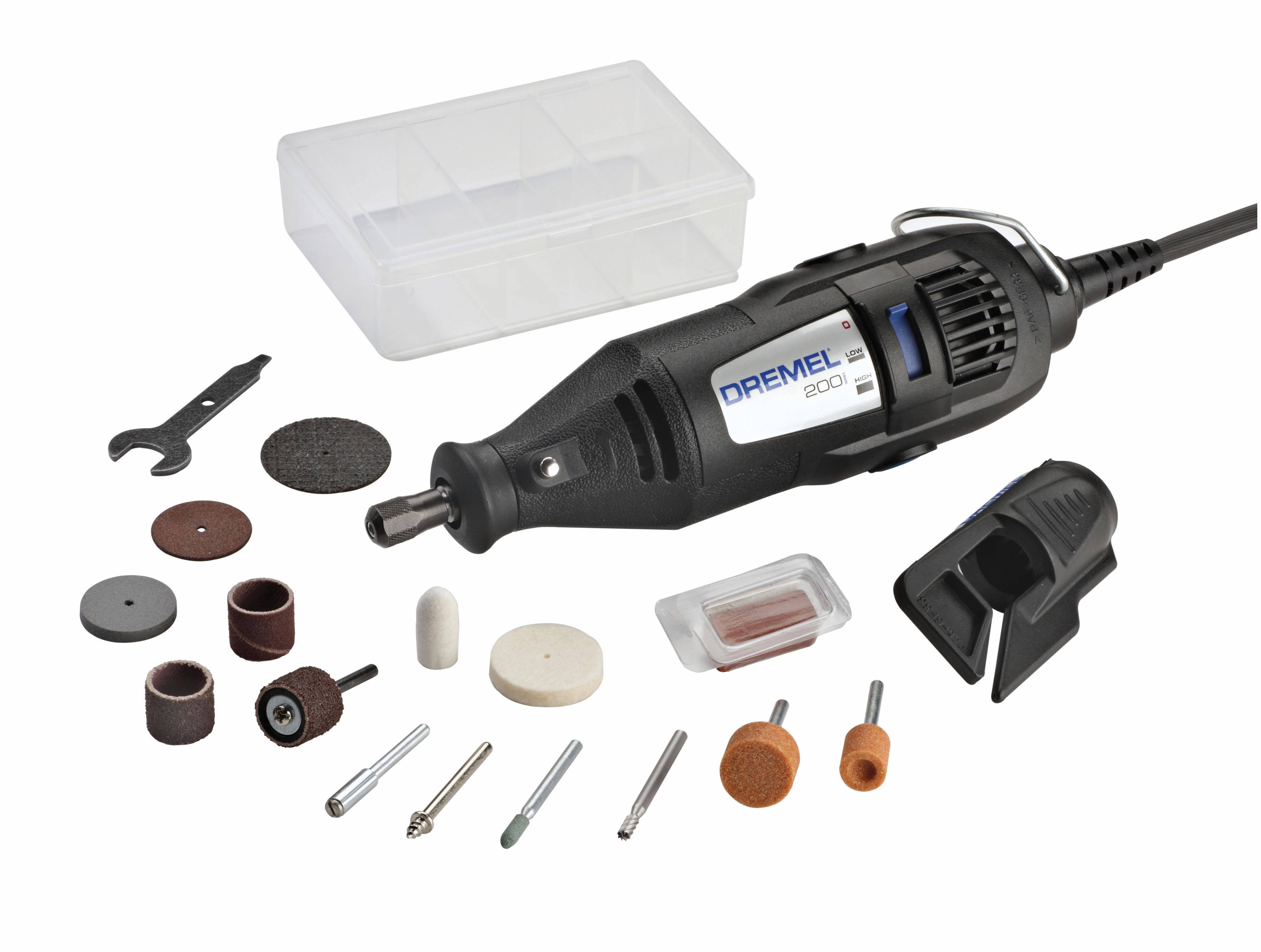 Dremel 2-Speed Corded Rotary Tool Kit - 1.15amp