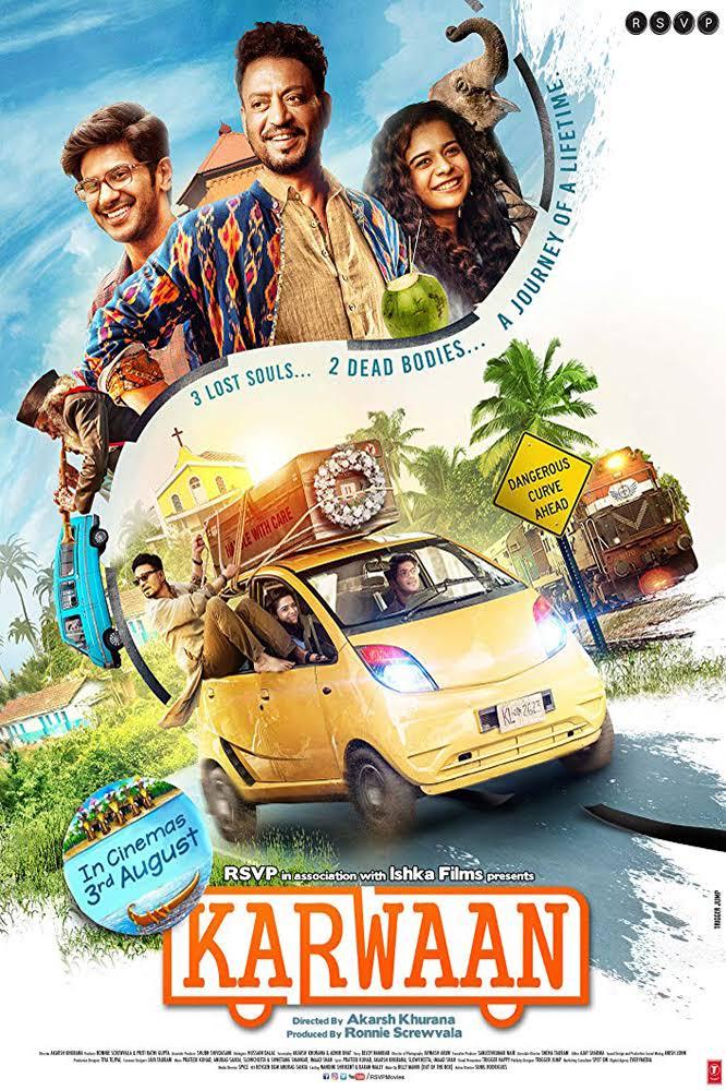 Karwaan 2018 Download in Pre DVDRip
