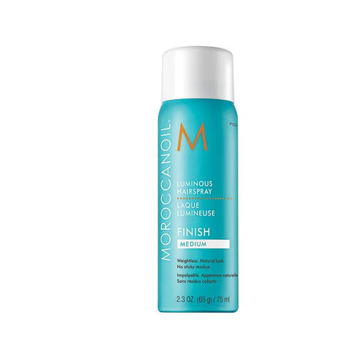 Moroccanoil Luminous Hairspray - Travel Size, 75ml
