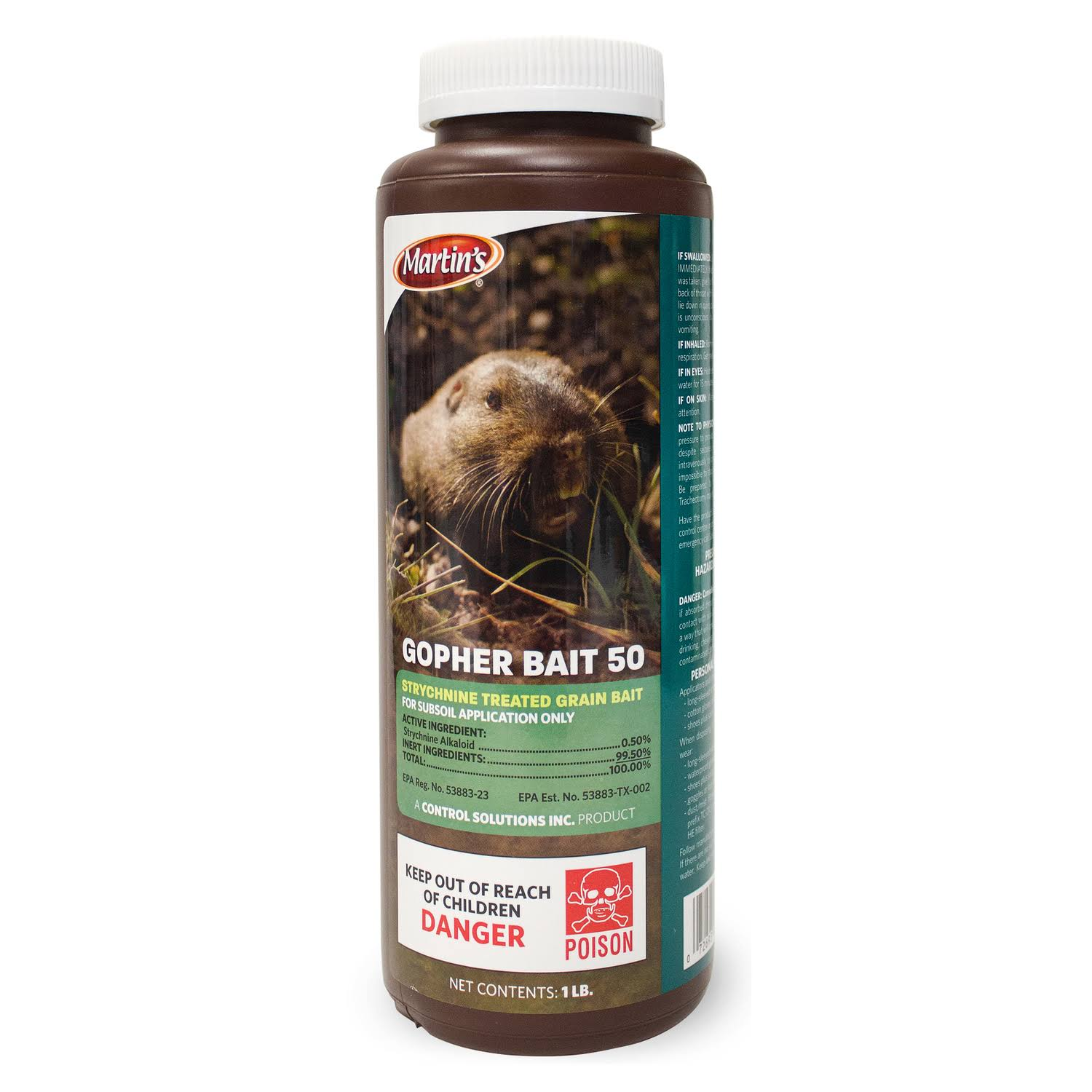 Gopher Bait 50 1lb