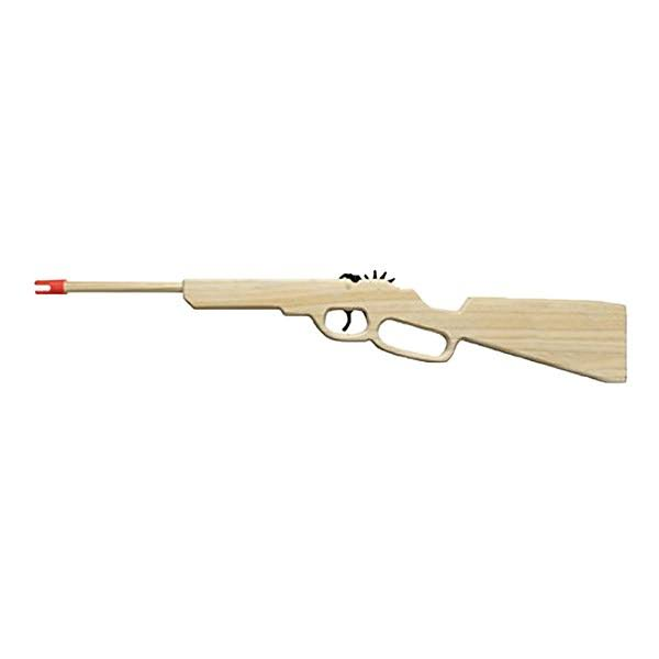 Parris Badlands Rubber Band Shooter Rifle