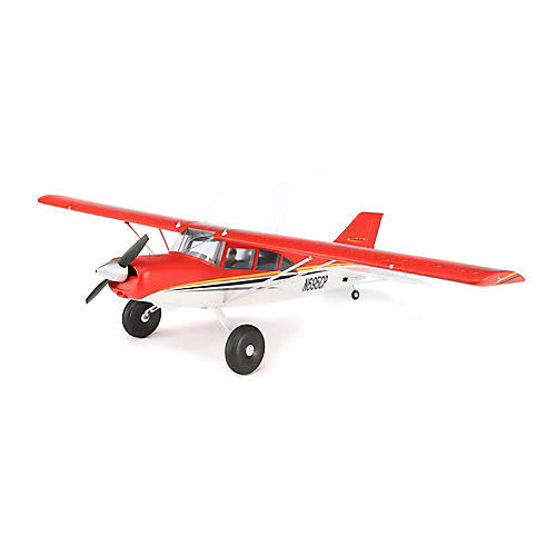 Eflite Maule M7 Basic Remote Controlled Aircraft Toy - with AS3X and SS