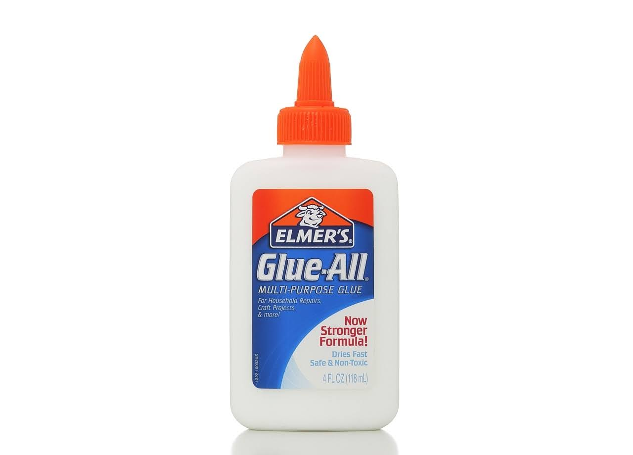 Elmers Glue All MultiPurpose Glue - 4oz, White Glue