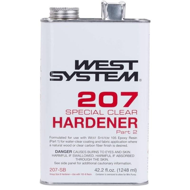 West System #207 Special Clear Hardener