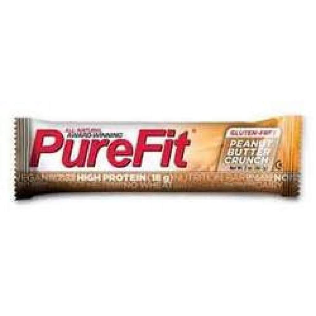 PureFit Nutrition Bar - Peanut Butter Crunch