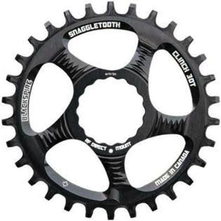 Blackspire Snaggletooth Chainring Race Face Cinch Chainring - Black, 32T
